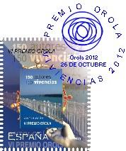 PRESENTACIÓN DE VIVENCIAS 2012 OROLA