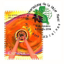 Día Internacional da Muller Rural 2014