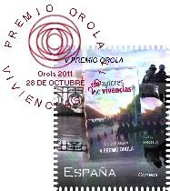 PRESENTACIÓN DE VIVENCIAS 2011 OROLA