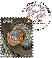 DÍA MUNDIAL DE CORREOS 2014